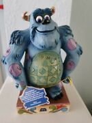 Disney Traditions Sully Monsters Inc. New In Box. Gentle Giant Jim Shore