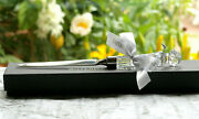 Waterford Crystal Lismore Letter Opener New In Original Box Made In Ireland