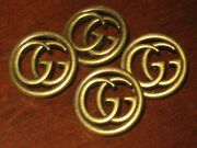 4 Buttons Bronze Brass 23 Mm Large Buttons This Is For 4