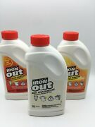 3 Super Iron Out Rust Stain Remover 1 Lb 14 Oz Containers Nos Bs82
