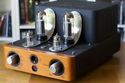 Unison Research Simply Italy Integrated Valve Amplifier - Cherry Amp