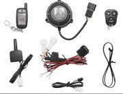 Gorilla 9100 Motorcycle Cycle Alarm With 2 Way Pager