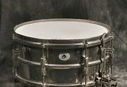 Ludwig Silver Anniversary Snare Drum Used