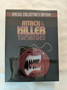 Attack Of The Killer Tomatoes Dvd Special Collector's Edition Oop Sealed-rhino
