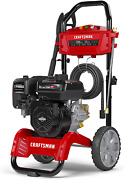 Craftsman 3200 Max Psi At 2.1 Max Gpm Gas Pressure Washer With Hose, Wand, And S