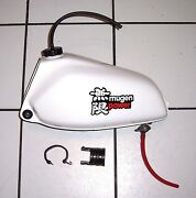 Repro Aluminum Tank For '70s Honda Cr125 / Mugen Me125 W/mounts, Ex/mounted Once