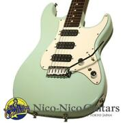 Tom Anderson 2006 Classic Hhh Surf Green Electric Guitar