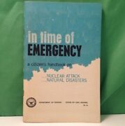 Rare In Time Of Emergency A Citizen's Handbook, Dept Of Defense, March 1968