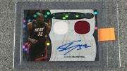 2006-07 Bowman Elevation Shaquille O'neal Board Of Directors Logopatch Auto 3/15