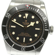 Tudor Heritage Black Bay 79230n Black Dial Automatic Menand039s Watch_643292