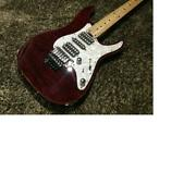 Schecter Sd2-24-al / Red / M Shector Sd2 Locked Hsh Domestic Japan Manufactured