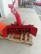 Snow Blower Attachment For Wheel Horse Xi Tractor