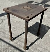 Welding Table 1 1/2 Thick 24 X 30 X 35 High