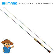 Shimano Cardiff Area Limited S66ul Ultra Light Trout Fishing Spinning Rod 2020