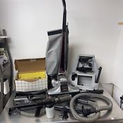 Kirby Vacuum Cleaner Heritage Ii 2 With Attachments And Bags