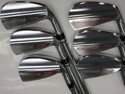 Waccine Forged Iron 6 Bottles 6-11 Dg105 S200 Bargain From Japan Sports