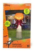 Pumpkin King Airblown Inflatable 5ft Led Nightmare Before Christmas Inflatable