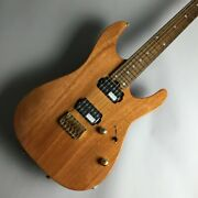 Schecter Nv-4-24-mh-w Guitar From Japan Ilq206