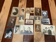 Sprauer Huntingburg In Photographs Antique Victorian Lot 18 Holt Concord Nh 1901