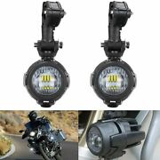 Front Fog Light For Led Driving Lights For Bmw R1200 Gs Lc Motorcycle Parts Set