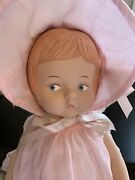 """Effanbee Doll 1988 Patsy 91800 14"""" Mint 1604/5000 Rare Must See Doll Delight"""