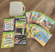 Leapfrog Tag Reading System - 24 Books, Solar System Game, Case, Usb Cable And Pen