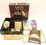 Catan Collectors Edition Ancient Egypt Game 100 Complete Mayfair