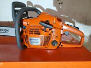 Husqvarna Chainsaw - 455 Rancher W/20 Inch Bar And Chain Excellent Condition