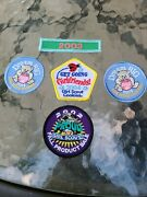Girl Scout Patches Lot, New Fun Assorted 2002, 2003, 2004 Free Shipping