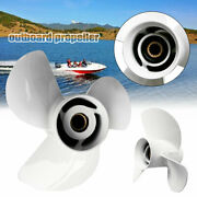For Yahama Engines 50-130 Hp White 3 Blades Outboard Propeller 6e5-45947-00-el