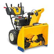 Cub Cadet 3x 30 Hd Three-stage Snow Blower 2020 - Includes Shipping/liftgate