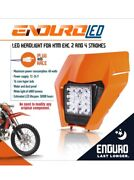 Enduroled Motorcycle Led Headlight For Ktm 250-500 Exc 2016-2020. Vid In Details