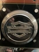 Harley-davidson Diamond Ice Air Cleaner Insert Dyna Models 08 And Later