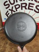 Fully Restored Griswold Cast Iron 9 Griddle Large Block 11 Seasoned Flat