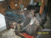 Vintage '71 Plymouth Duster Slant Six Cylinder Engine 225 Cu.in.