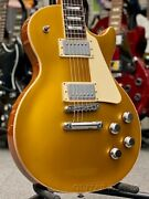 Gibson Les Paul Classic 2017 Hp -gold Top- Guitar From Japan Vdz342