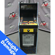 Pac Man Pixel Bash Chill Home Upright Game - Freight Damaged