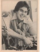 Brodie Greer Chips Pinup Matt Dillon Scott Baio Clipping Pictures Photos Pix