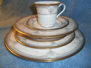 Noritake Pacific Majesty 48 Pcs 8 Place Setting Dinner Salad Bread Bowl Cup/sauc