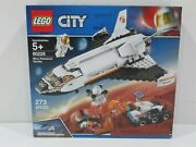 Lego City Set 60226 Mars Research Shuttle Brand New Space Ship Astronaut