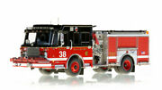 Chicago Fire Department Spartan Engine 38 1/50 Fire Replicas Fr024-38 Sold Out