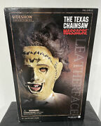 """Sideshow Collectibles The Texas Chainsaw Massacre Leatherface 12"""" Figure 2003"""