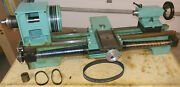 Denford Orac Cnc Lathe Bed Adapted For Emco Compact 5 Lathe Chucks L15r Wh