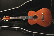 Crescent Moon All Nato-00 2009 Acoustic Guitar From Japan Bxf620