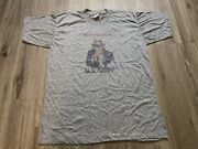 Vintage Star Us Army We Want You Uncle Sam Single Stitch Paper Thin T-shirt