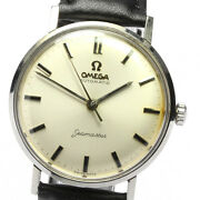 Omega Seamaster Antique Silver Dial Automatic Menand039s Watch_611539