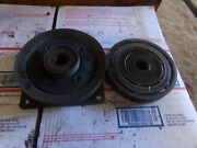 John Deere 140 300 312 314 316 317 - Electric Pto Clutch Rotor Pulley Only