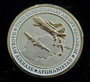 Air Force 774 Eas Expeditionary Airlift Squadron Challenge Coin