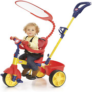Little Tikes 3 In 1 Trike Red Discontinued By Manufacturer