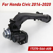 Turbocharger Charge Air Pipe Joint Fits 16-2020 Honda Civic 17270-5aa-a00 Us